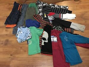 Boys size 8 lot