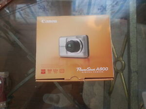 canon power shot A800 brand new in box