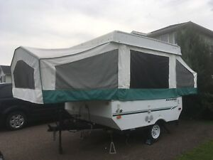 2004 Rockwood Freedom tent trailer