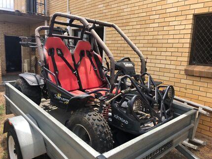 Yamaha Raptor 90 | Quads, Karts & Other | Gumtree Australia