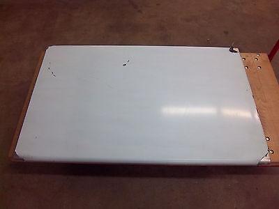 Stainless Steel Adjustable Worktable W 48 D 30 Wshelf 2krd8