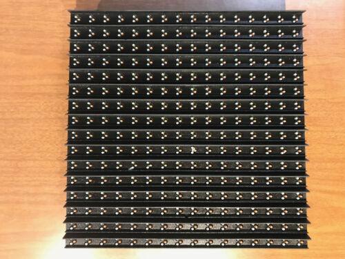 LOT OF 10 Daktronics ProStar 20mm RGB SS Modules 0A-1429-7000 10 modules per lot