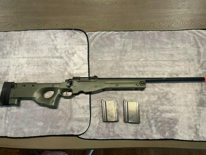 Tanaka M700 A.I.C.S Gas Airsoft Sniper PRE BAN BOLT