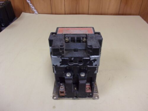 Square D 8903 SQG1 Lighting Contactor 100 Amps