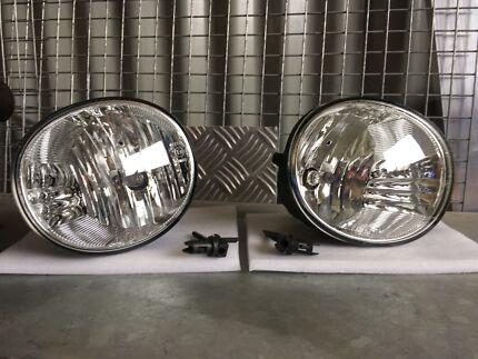 ARB bullbar foglights