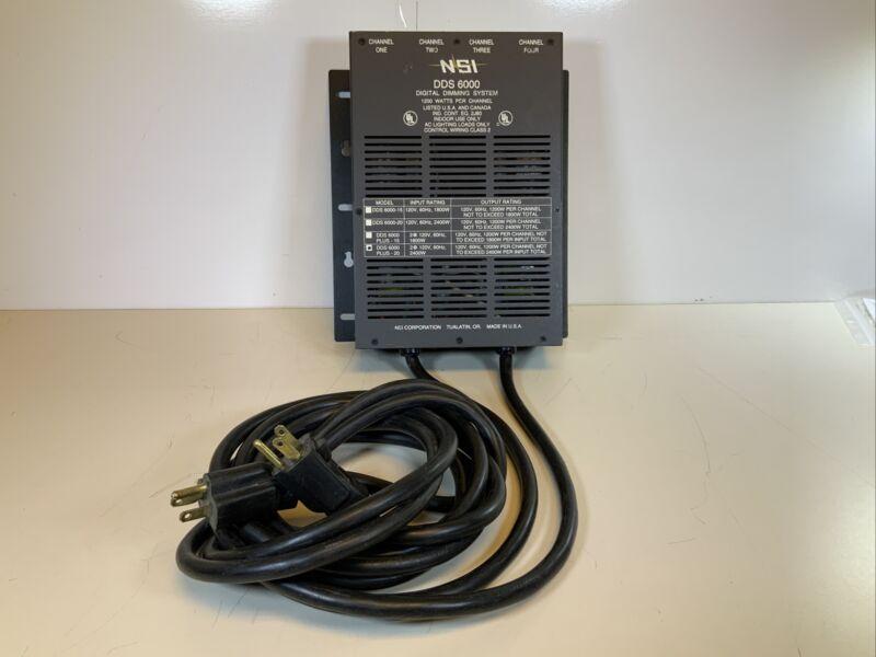 NSI DDS 6000 Plus - 20 Digital Dimming System
