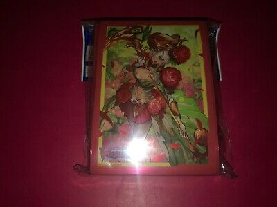 Cardfight Vanguard Sleeves 70 Bushiroad Ranunculus Flower Maiden, Ahsha