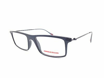 $415 PRADA MEN BLACK BIFOCAL EYEGLASSES FRAMED GLASSES OPTICAL LENSES ITALY VPR