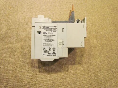 A-B 193-EEEB overload relay.
