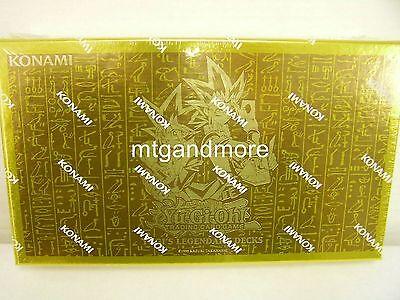 Yu-Gi-Oh Yugi's Legendary Decks! King of Games Box - DEUTSCH