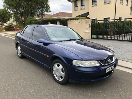 2000 Holden Vectra JS GL Auto 5months Rego Low Kms
