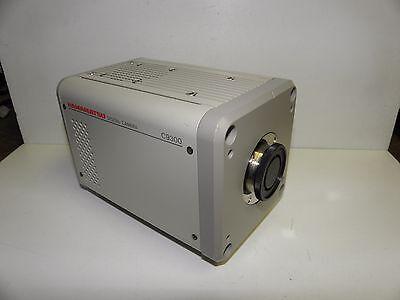 Hamamatsu C9300 Digital Camera C-mount With Base