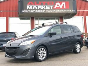 2013 Mazda Mazda5 GS, Alloys, WE APPROVE ALL CREDIT