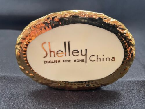 SHELLEY  MARQUIS - ADVERTISING SIGN FOR SHELLEY CHINA  * RARE  # 23  OF  500 *