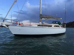 31  classic Swanson Carmen - Traditional sail yacht BARGAIN PRICE Marmong Point Lake Macquarie Area Preview