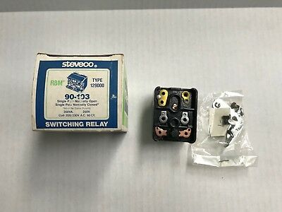 Steveco Switching Relay 90-103