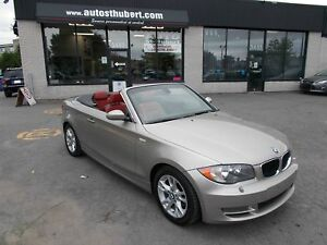 BMW 128 128I CONVERTIBLE 2009