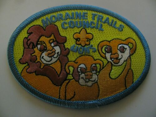 BSA Boy Scout  Moraine Trails Council Butler PA  Patch NOS New Stk Free Shipping