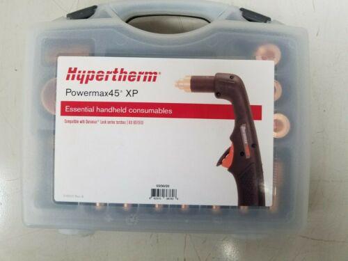 HYPERTHERM Powermax 45 XP Handheld  Consumable Kit 851510  Free shipping