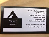 Cordner brothers Roofing