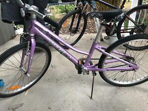 """Girls 24""""  Veer Bike"""
