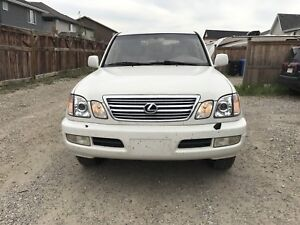 LEXUS LX470 FULLY LOADED 4X4