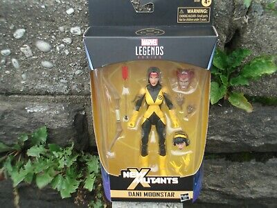 MARVEL LEGENDS DANI MOONSTAR WALGREENS EXCLUSIVE BRAND NEW AND SEALED