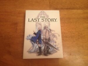 The Last Story Limited Edition Wii