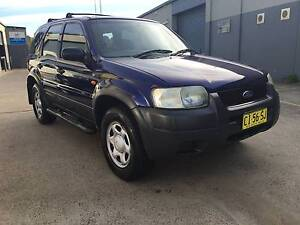 2003 Ford Escape XLS AUTOMATIC Wagon Holroyd Parramatta Area Preview