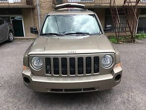 ***JEEP PATRIOT 2008, TOIT OUVRANT, EXCELLENTE CONDITION
