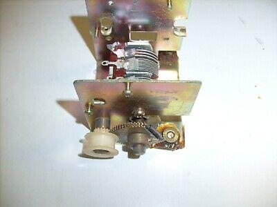 Air Variable Tuning Tuner Capacitor From Clock Radio Crystal Ham Radio