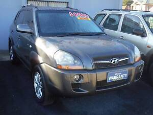 2009 Hyundai Tucson Wagon RENT TO OWN $2500 DEPOSIT Holroyd Parramatta Area Preview