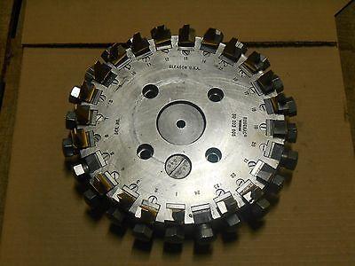 9 Gleason Roughac Gear Cutter Head No. 30 203 005
