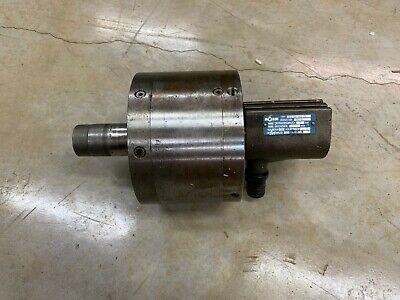 Used Rohm 607102 Hydraulic Cylinder Ovs 130 453-00
