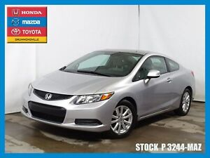 2012 Honda Civic |EX|COUPE|TOITOUV|MAG|REGVIT|BLUETOOTH|