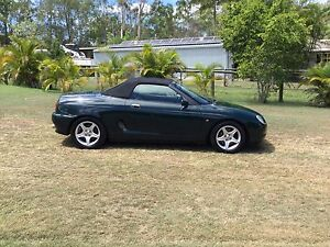 mgf soft top convertible Yatala Gold Coast North Preview