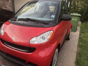Automatic 2010 SMART FOR TWO: Ready to Save Gas Money