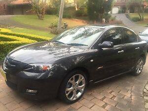 Mazda 3 SP23 2007 Sedan West Pennant Hills The Hills District Preview