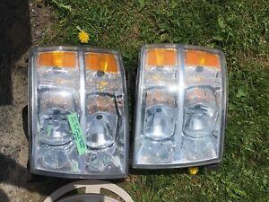 2011 Silverado headlights