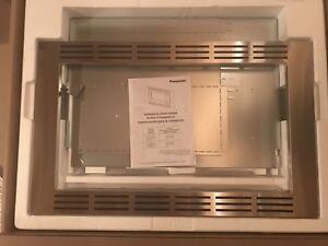 Panasonic 30 Inch Microwave Trim Kit