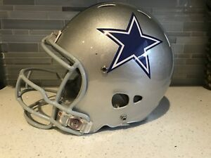 Full Size/Weight Riddell Dallas Cowboys NFL Football Helmet