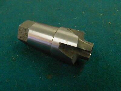 Gairing C13 Quick Change Hss 34 Hex Drive Corner Rounding End Mill 1.0 Dia.