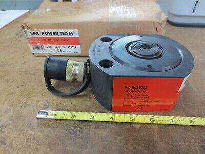 Spx Power Team Rls500s 50 Ton Cylinder 58 Stroke