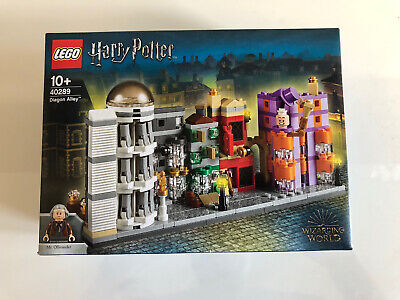 Lego Harry Potter, Diagon Alley 40289 *New, Sealed*