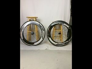 REDUCED!Campagnolo Carbon clincher wheels. Must go!