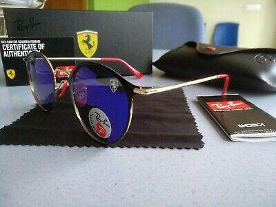 Gafas de sol Ferrari 3602 polarizadas LILA