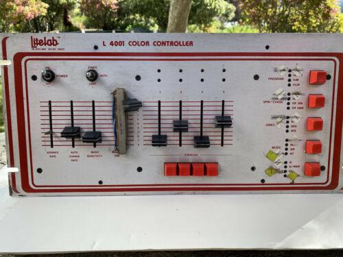 LiteLab L4001 Color Controller - From The Graduate Nightclub in San Luis Obispo