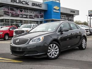 2017 Buick Verano AUTO, A/C, NEW TIRES CERTIFIED PRE-OWNED