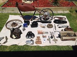 1951 Norton Model 7 Dominator Project Perth Perth City Area Preview