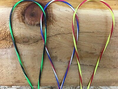 CUSTOM COMPOUND BOWSTRING SET FOR ANY 2 OR 3 PIECE SET, OBSE